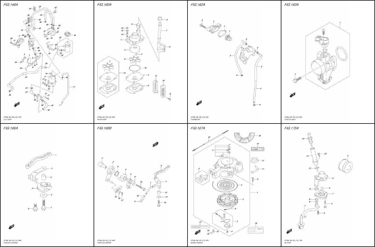 Руководство по ремонту лодочного мотора suzuki